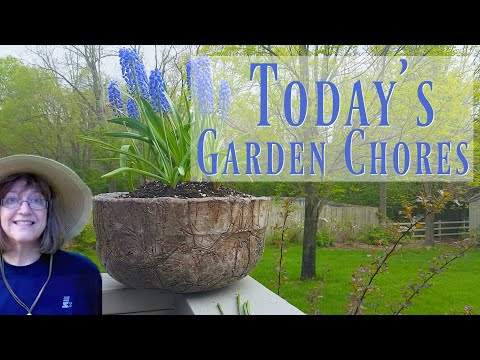 Garden Chores - Is The Work Ever Really Done?