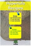 Hypertufa Recipes