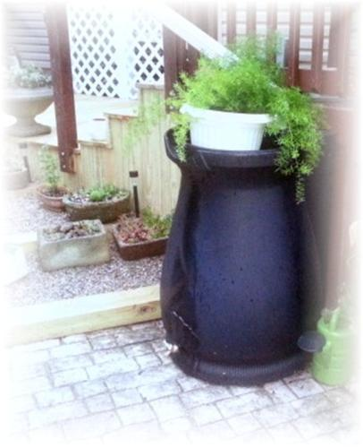Trying a Rain Barrel? Will I Need A Crane?