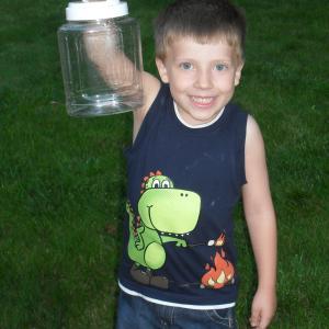Catching Fireflies - The Hypertufa Gardener