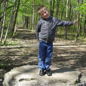A hike in the park -the hypertufa gardener