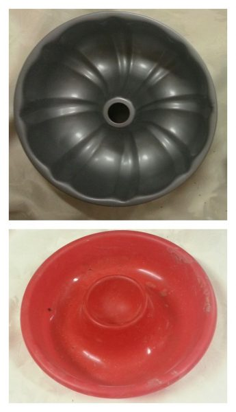 Mold for Ring Pedestals