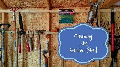 photo of garden tools
