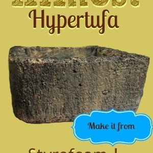 Almost Hypertufa-thehypertufagardener.com