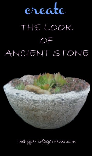 Create the look of Ancient Stone
