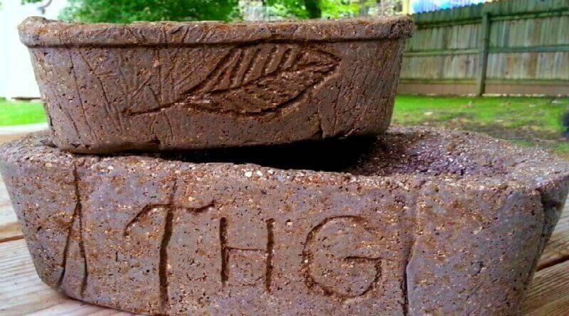 Carving Hypertufa with Dremel Tool (1)(1)(1)
