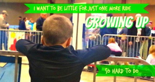 Growing Up – It's Hard To Do