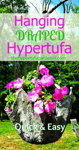 Hanging-Draped-Hypertufa-Gardener