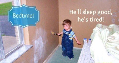 No Fuss Bedtime! It's Not A Dream!