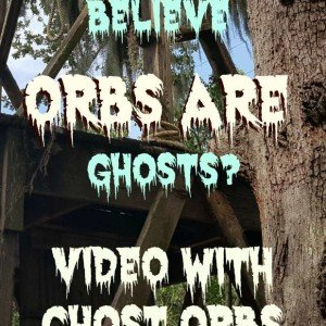 Ghost Orb Video in The Old Jail at St Augustine - The Hypertufa Gardener