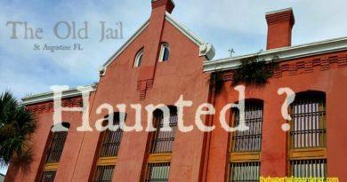 Haunted Jails - St Augustine Fl