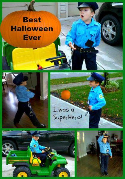 Best Halloween Ever -The Hypertufa Gardener