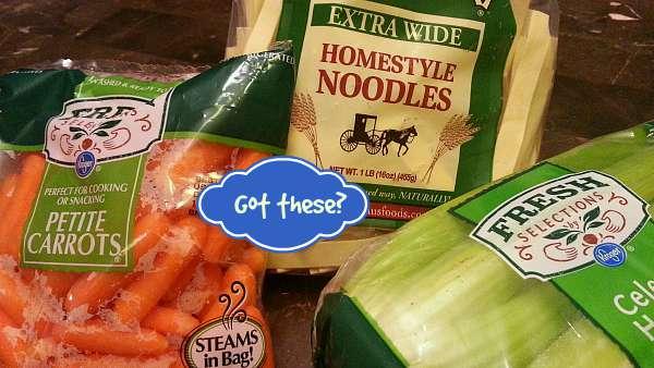 Ingredients for chicken soup - the hypertufa gardener