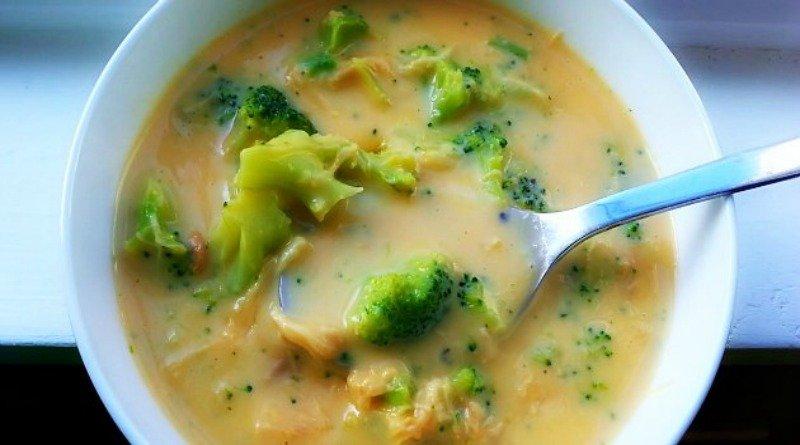 Easy Broccoli Cheese Soup - An Easy Recipe