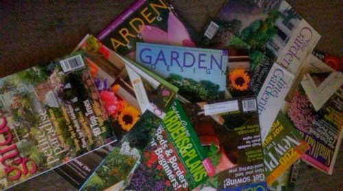 Hoarders of Garden Magazines ! A Solution!
