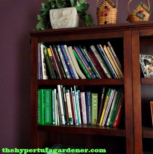 Hoarders of Garden Magazines and books - the Hypertufa Gardener