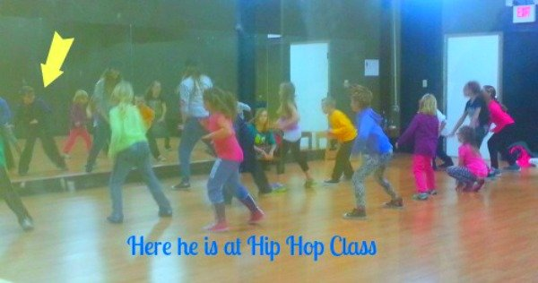 Hip Hop Class compared to Nutcracker ballet