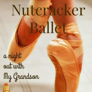 We've Got Nutcracker Tickets for Saturday! -The Hypertufa Gardener