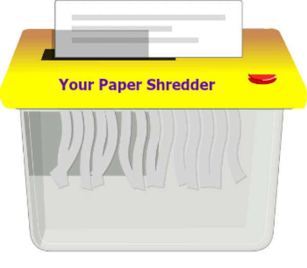 Backyard Composting with shredding paper - The Hypertufa Gardener
