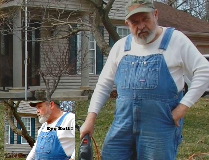 Starring Jerry as Gardener Jerry (1)