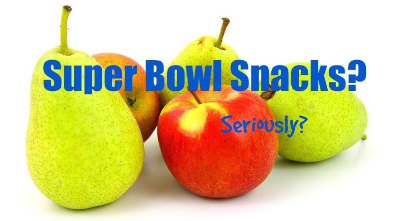 Super Bowl Snacks - Seriously - The Hypertufa Gardener