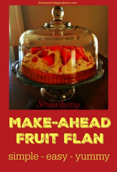 Fruit Flan Recipe
