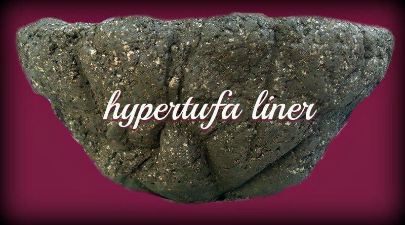 Hypertufa Hanging Baskets Liner
