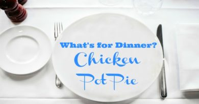 Simple Recipes: Homemade Chicken Pot Pie – Yum!