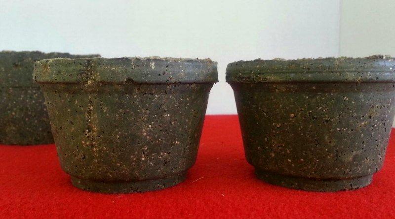 small hypertufa planters