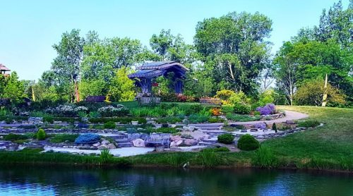 Revisit: The Cox Arboretum Rock Gardens in Summer