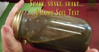 Home Soil Test - Free and Simple