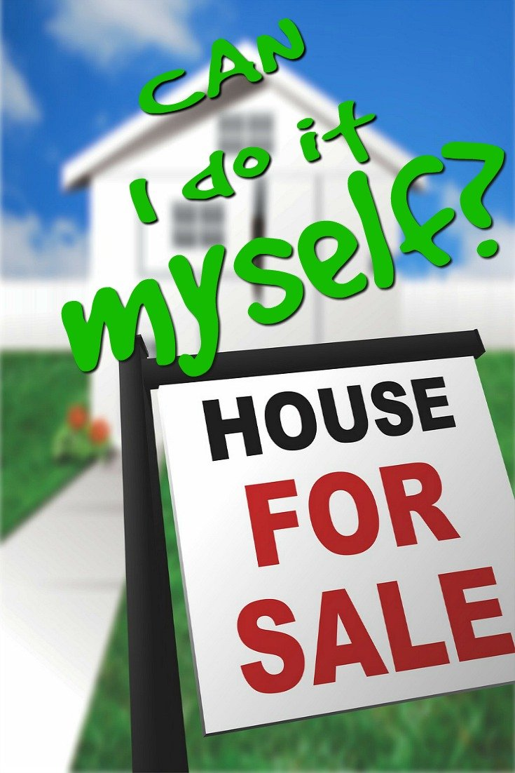 How to sell a house by owner - Can I do it myself
