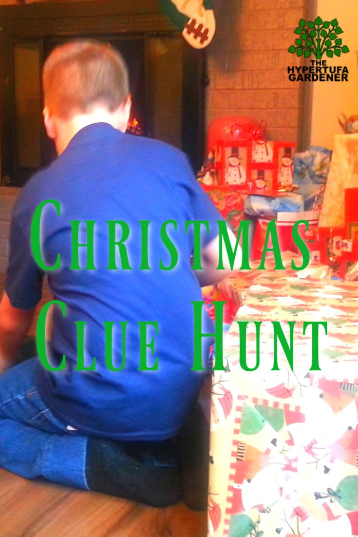 Christmas Clue Hunt - Most fun Christmas