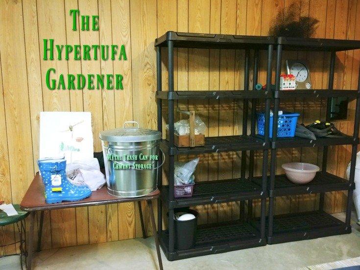 The Hypertufa Gardener's New Garden Shop