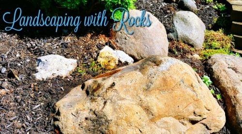Landscaping With Rocks – A Rock Garden of Boulders