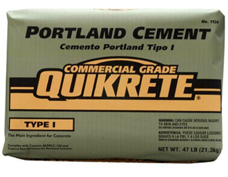 Portland cement - Just what you are looking for