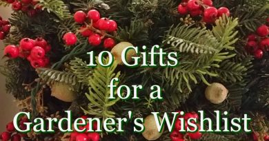 Gardeners wish list - 10 items you may want to get them
