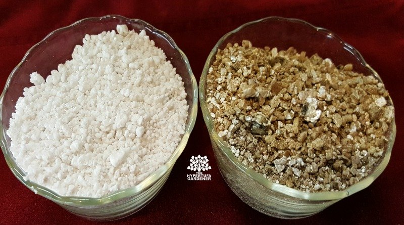 vermiculite uses compared to perlite uses
