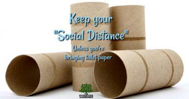 image of empty toilet rolls
