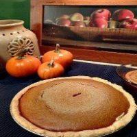 Almost from Scratch Homemade Pumpkin Pie!