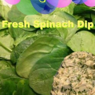 Not-The-Same-Old Knorr Spinach Dip