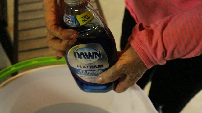 image of Dawn foaming agent